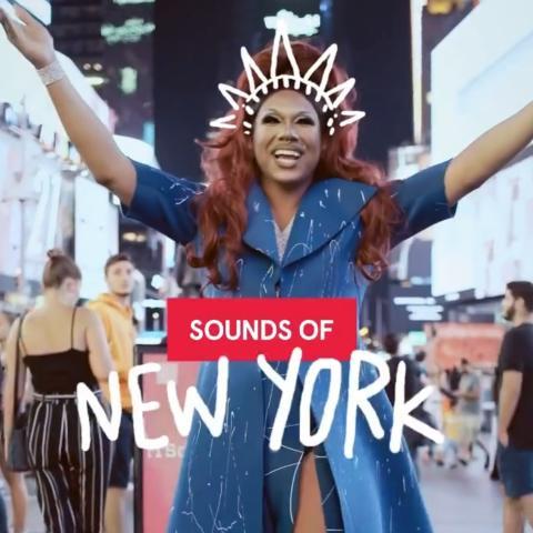 Sounds of a city