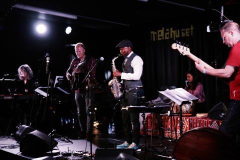 Ivan Mazuze, Oslo Jazzfestival