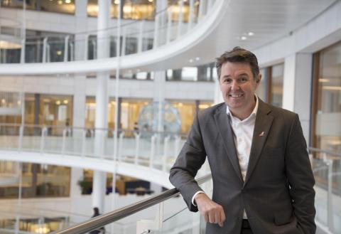 El director financiero de Norwegian, Geir Karlsen, es nombrado viceconsejero delegado