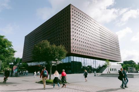LiU välkomnar studenter, anställda och alla östgötar till Studenthuset