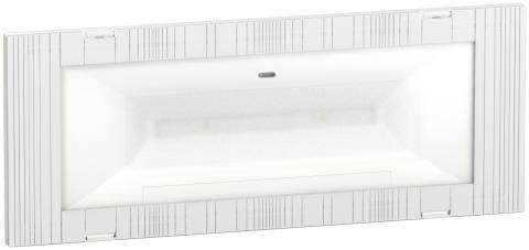 Exiway Easyled - Energieffektivt nødlys med LED-lyskilde.