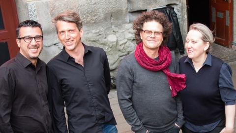 Anders Hagberg kopplar ihop fler musikvärldar i höst