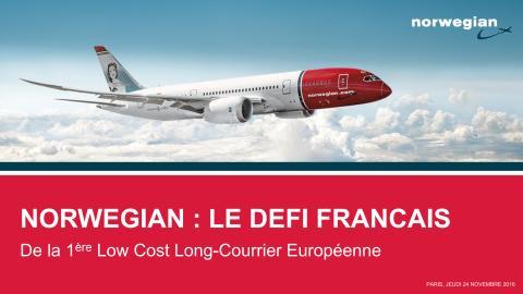 Le défi français de la première compagnie low-cost long-courrier européenne