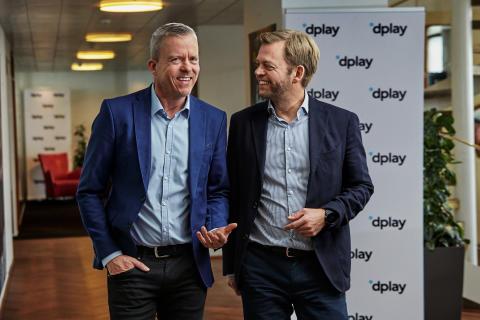 Ulf Lund og Christian Kemp