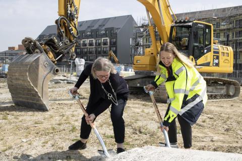 Nu börjar Ikano Bostad att bygga i Lund