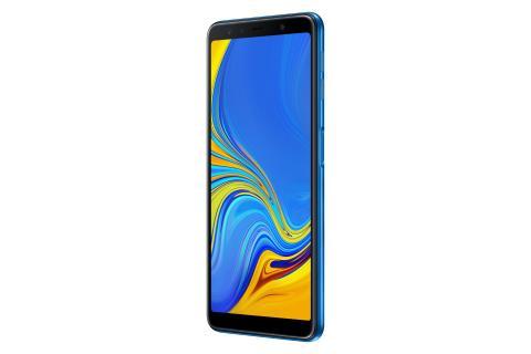 Fang mer av verden med Samsung Galaxy A7