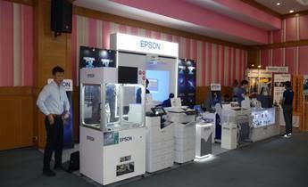 Epson in Modern Manufacturing Forum Seminar