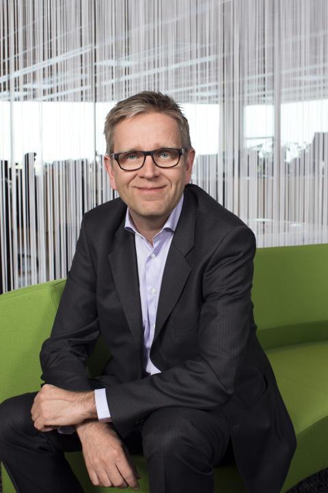 Per Simonsen, SVP Internet of Things, Telenor Group