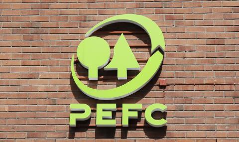 PEFCs logotyp