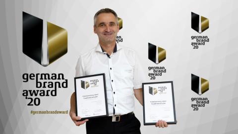 Fendt-Caravan mit GERMAN BRAND AWARD 2020 ausgezeichnet