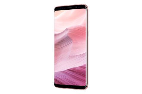 Rose Pink – den nye farve for Samsung Galaxy S8 og S8+