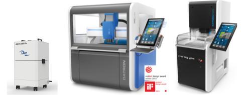 Nyfiken på DATRONs maskiner? Besök deras digitala showroom 14-18 September