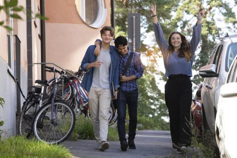 Årets största inflytt – nästan 600 studenter flyttar in!