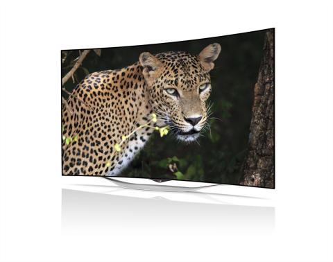 Her er LGs nye OLED-TV