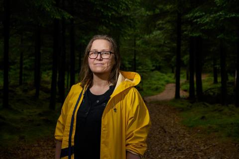 Doublougprisen 2019 til Olaug Nilssen