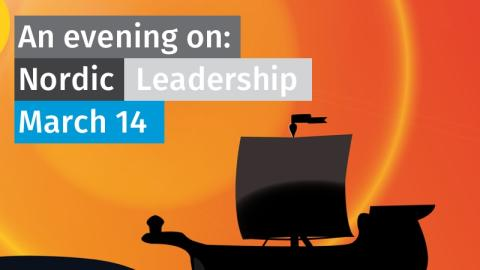 Gentle Reminder: Nordic Leadership 14 March