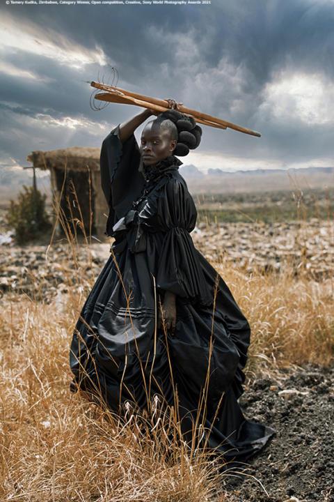 SWPA 2021_Tamary Kudita, Zimbabwe, Category Winner, Open competition, Creative, Sony World Photography Awards 2021