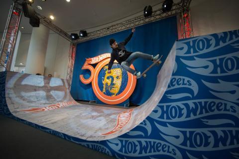 Hot Wheels Nürnberger Spielwarenmesse Bild 1
