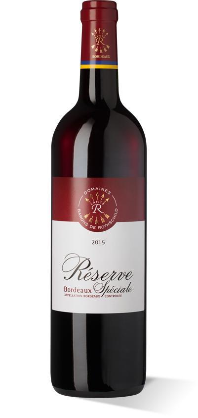 Réserve Spéciale Rothschild (Lafite) Bordeaux rouge