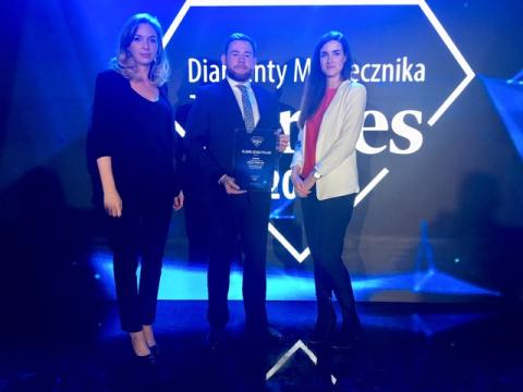 Another Reward for TDoS! Forbes Diamonds 2019