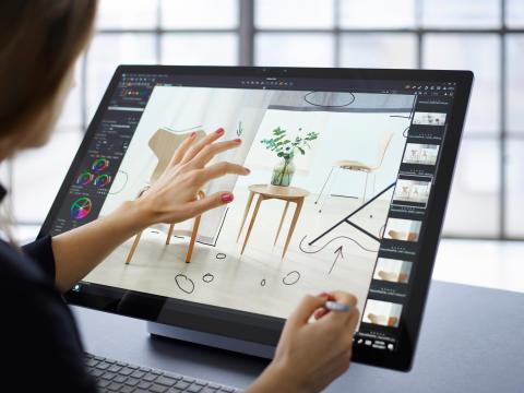 Capture One Surface Portrait