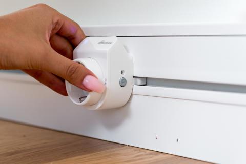I alla Brf Tindras lägenheter finns FlexEl installerat.