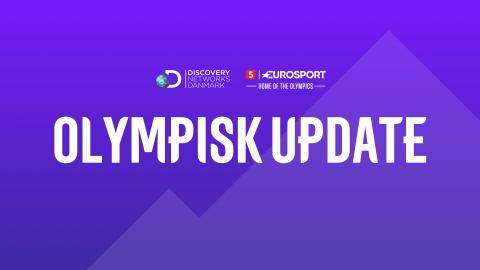 Olympisk update fra Discovery Networks/Eurosport