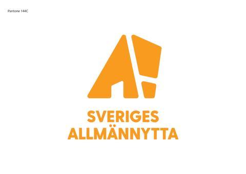 Här är den: Sveriges Allmännyttas nya logga!