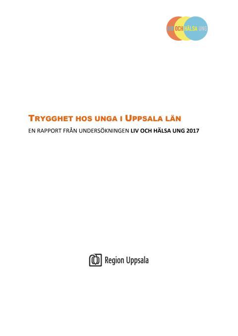 Rapport Trygghet Liv och hälsa Ung 2017