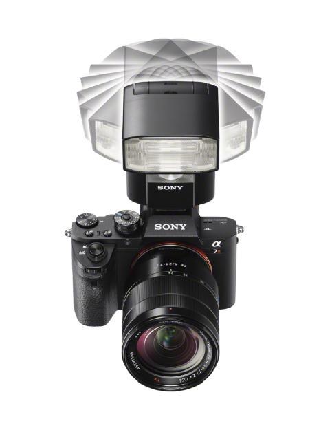 HVL-F45RM von Sony