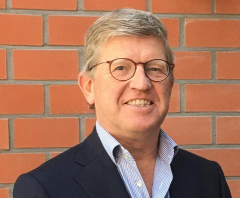 Nils van Dam, CEO Milcobel