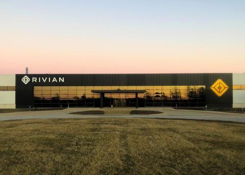 10. Platz Rivian