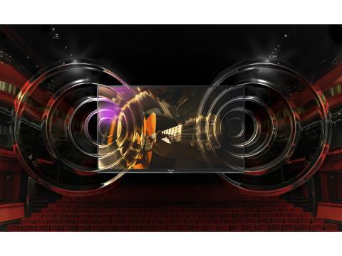 BRAVIA_Clear Audio Plus_von Sony