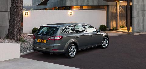 För andra året i rad utser What Car? Ford Mondeo till  bästa familjebil och herrgårdsvagn - bild 1