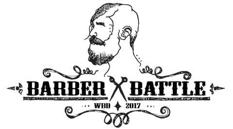 Swedish Barber Expo Barber Battle 2017 - logo designad Loiz Blomberg