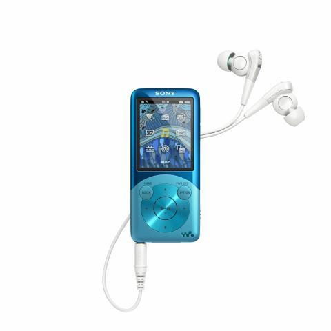 WALKMAN S750-Serie von Sony_Blau_01