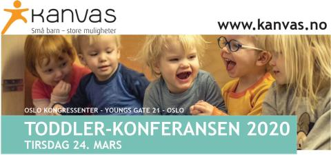 Toddler-konferansen 2020