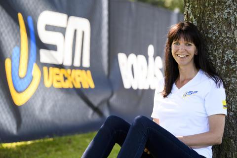 Maria Krafft Helgesson leder SM-veckan vinter i Borås 2021