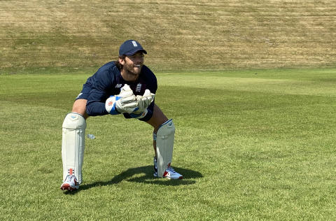Ben Foakes ruled out of LV= Insurance Test Series