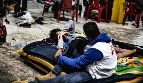 Rapport: Avskräckningspolitik hot mot migranter och asylsökande i Mexiko
