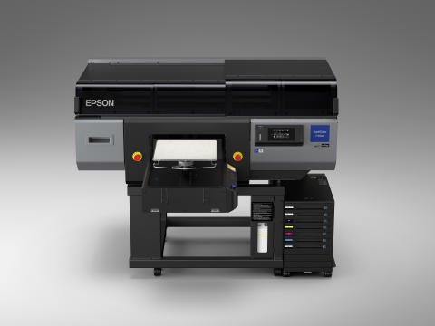 Epson launches its first industrial-level DTG printer with bulk ink system for garment print service providers