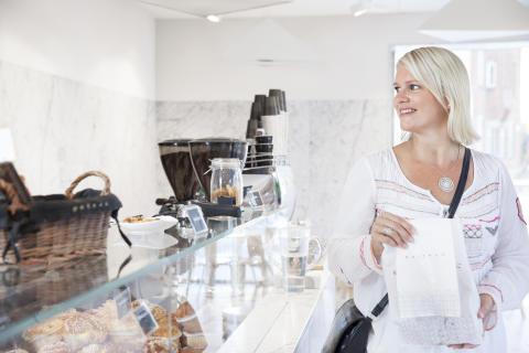 Compass Group fokuserar på effektivitet med nytt lönesystem från Visma