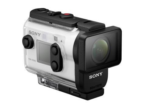 Sony lance le FDR-X3000R : la première Action Cam avec stabilisation d'image « B.O.SS »
