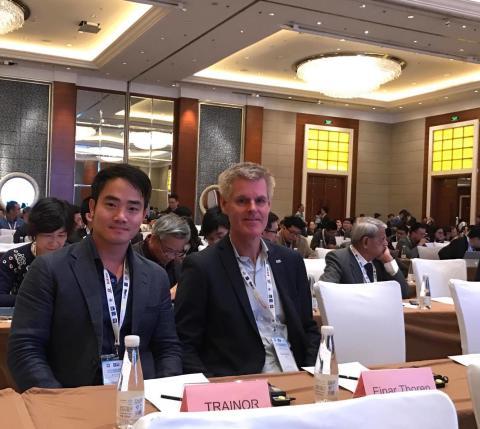 Samles i Shanghai for å styrke sikkerheten i Ex-arbeid.