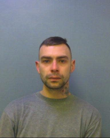 Sentenced - Matthew Higgins