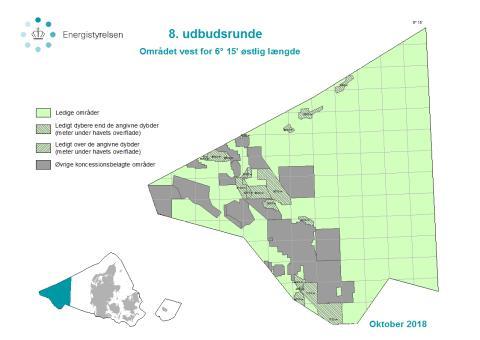 Forsat interesse for oliejagt i Nordsøen