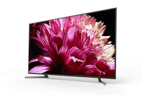 El televisor Sony 4K HDR Full Array LED de la serie XG95 TV estará disponible en el mes de marzo