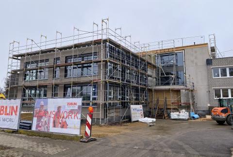 ZÜBLIN, Erweiterung Konzernhaus Neu-Ulm