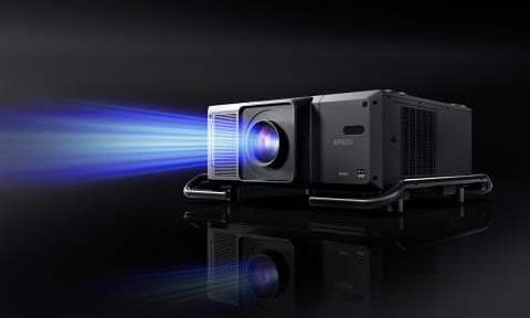 Out with the old, in with the new - Transforming events with laser projectors