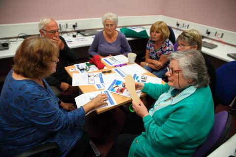 Bromsgrove stroke survivors in major new research programme